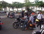 Harley Davidson on your event Bali Event Travel